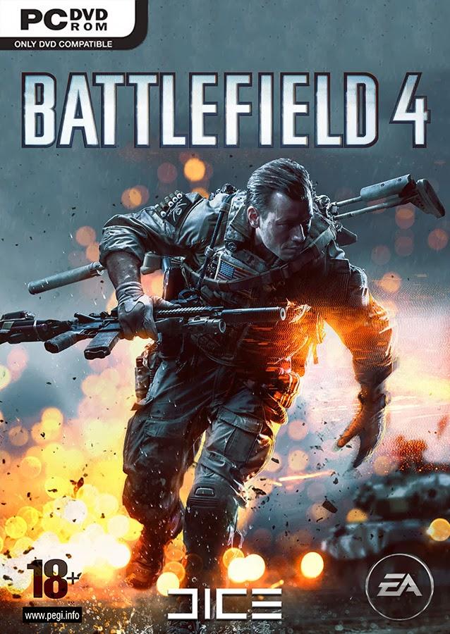 Battlefield 4 Crack File Free Download