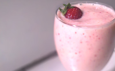 Strawberry Banana Smoothies