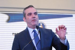 Abinader presenta lineamientos de gobierno; propone a la sociedad a concertar un nuevo país