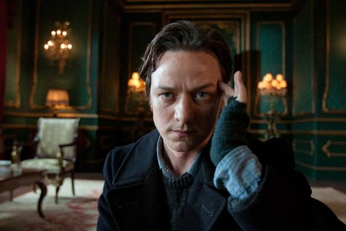 James Mcavoy X Men Trailer