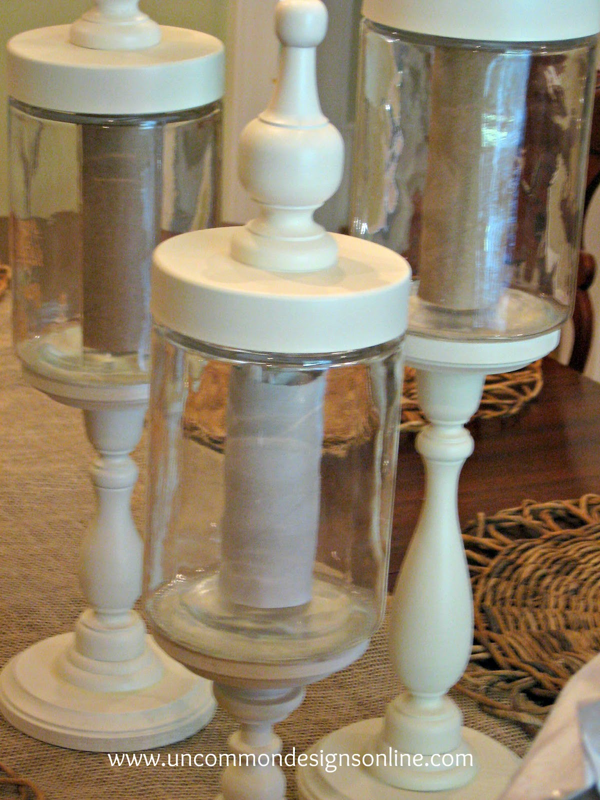 Fall Apothecary Jars Uncommon Designs