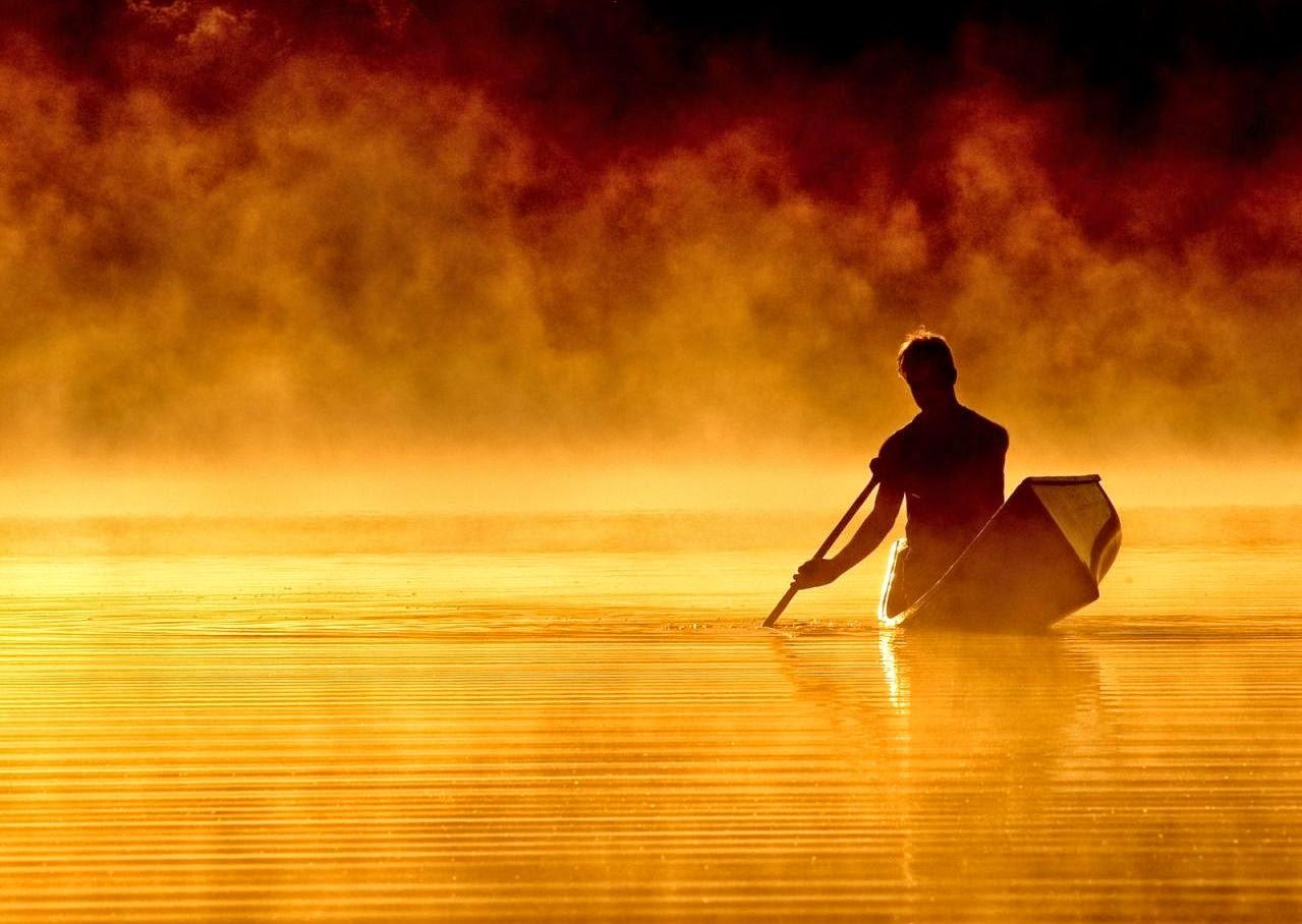 perda, controle, vida, barco, rio, barquinho da vida, contra corrente