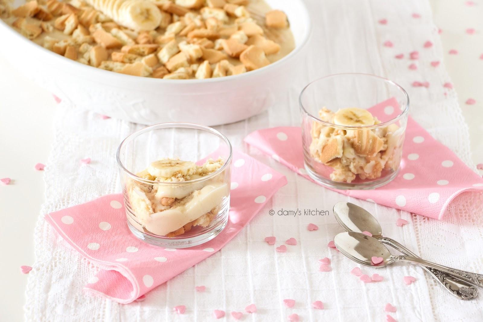 Kavanozda puding ( Magnolia) Tarifi