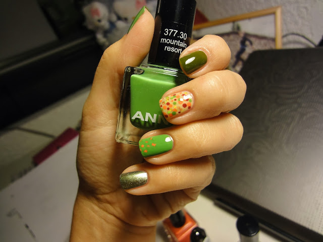 anny, nail, nails, polish