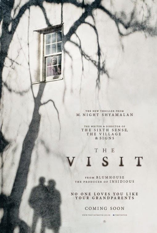 ตัวอย่างหนังใหม่ :  The Visit (ซับไทย) poster