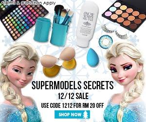 Supermodel Secret Sdn Bhd