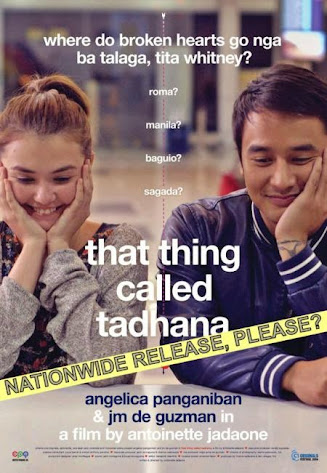 the thing called tadhana
