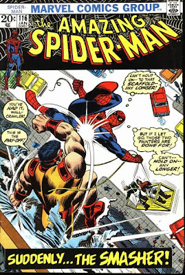 Amazing Spider-Man #116, The Smasher