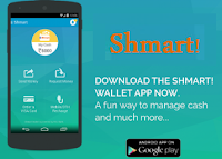 Shmart Wallet : Recharge & Bill Payment upto Rs. 125 cahback – Buytoearn