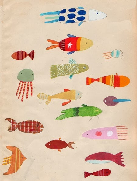 Brian john spencer guest post big fish for Guests and fish