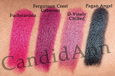 Wet n Wild Lipstick Swatch