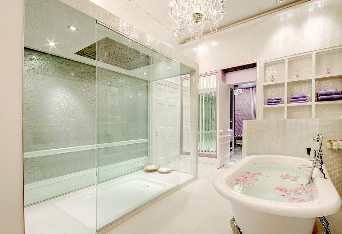 Blog Achados de Decoração  DECORAÇÃO DE BANHEIRO DE PRINCESA QUE LUXO -> Sonhar Banheiro Feminino
