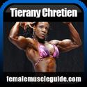 Tierany Chretien Female Bodybuilder Thumbnail Image 2