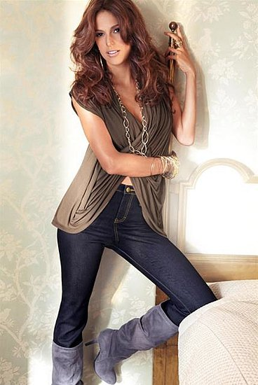 Fashionable Hairs Jennifer Lopez on Lookbook Collection Fall 2011 - 09