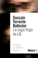 'La saga fuga de J.B.' de Gonzalo Torrente Ballester