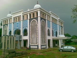 Tampak Luar Masjid