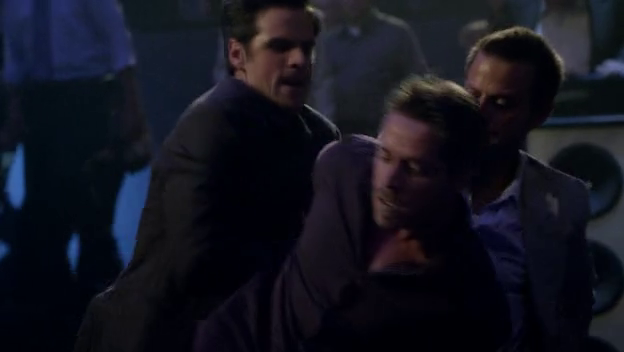 CSI: New York (2004 - 2013) - Men Tied Up