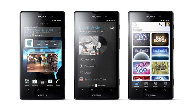 Sony Xperia ion Price