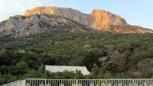 Гора Краб