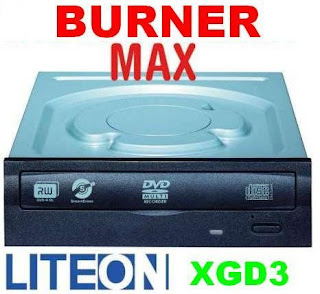 Lite-on C4eva iHAS124 Burner Max XGD3 XBOX 360 NEW with 1 Year WARRANTY