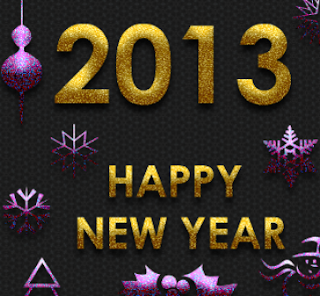 2013 New years Wallpapers Card for free