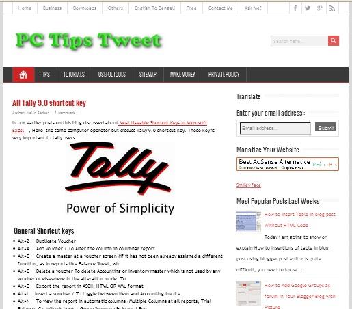 Now www.tipstweet.tk in tipstweet.in