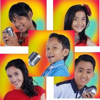 5 Besar Idol Junior