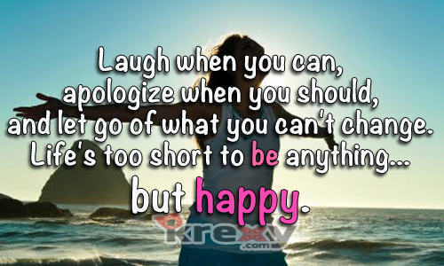 Funny Pictures Gallery: Inspirational quotes about life ...  Short
