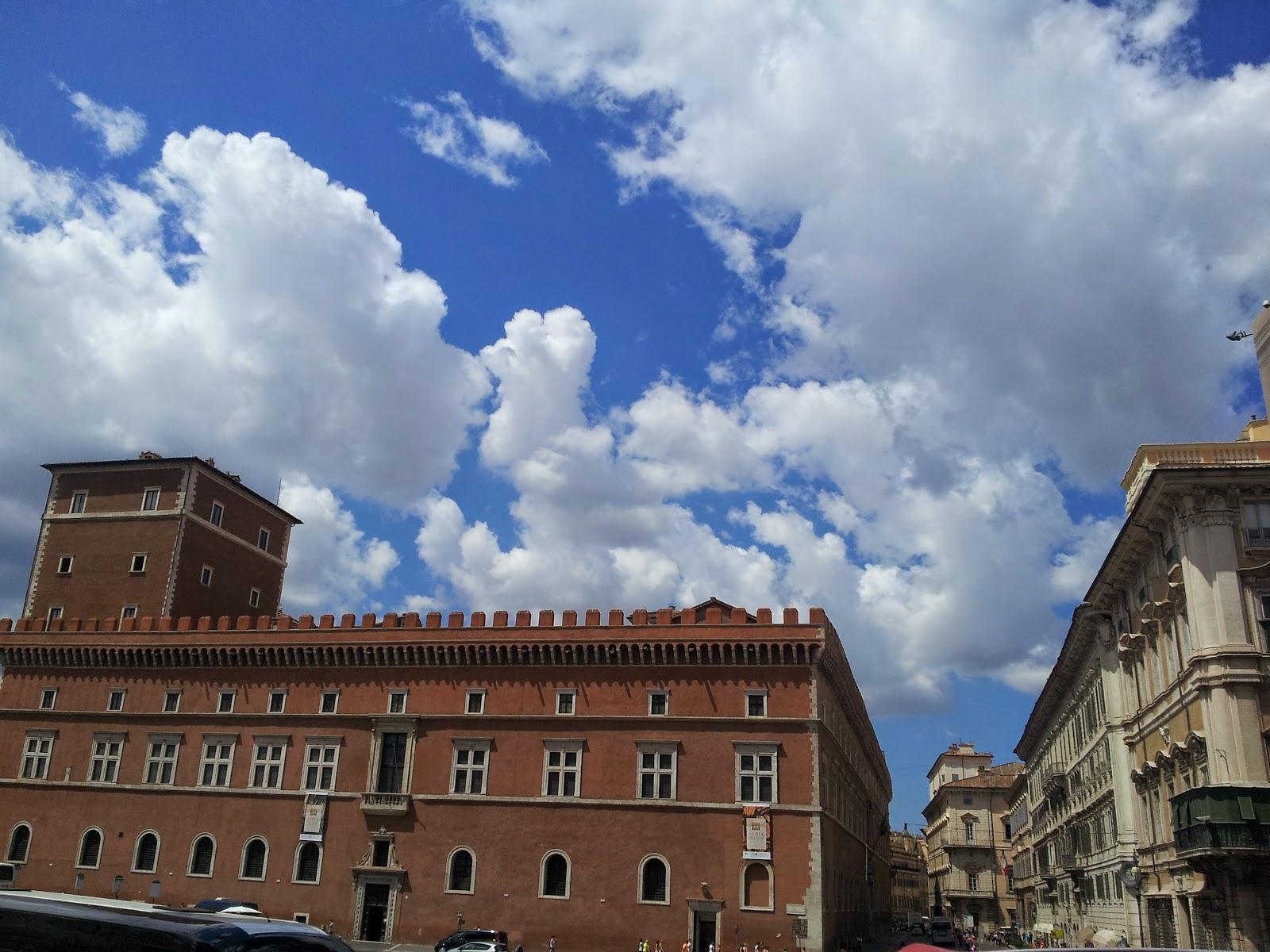 Capitale Italiana della Cultura - Foto di Alberto Cardino: Roma, Palazzo Venezia