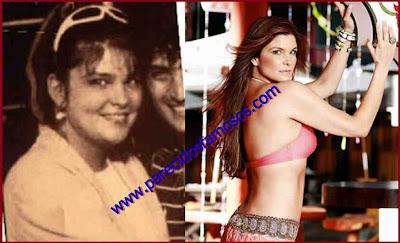 Cristiana Oliveira Actriz Brasileña antes y después