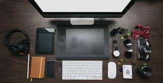compras de tecnología en línea