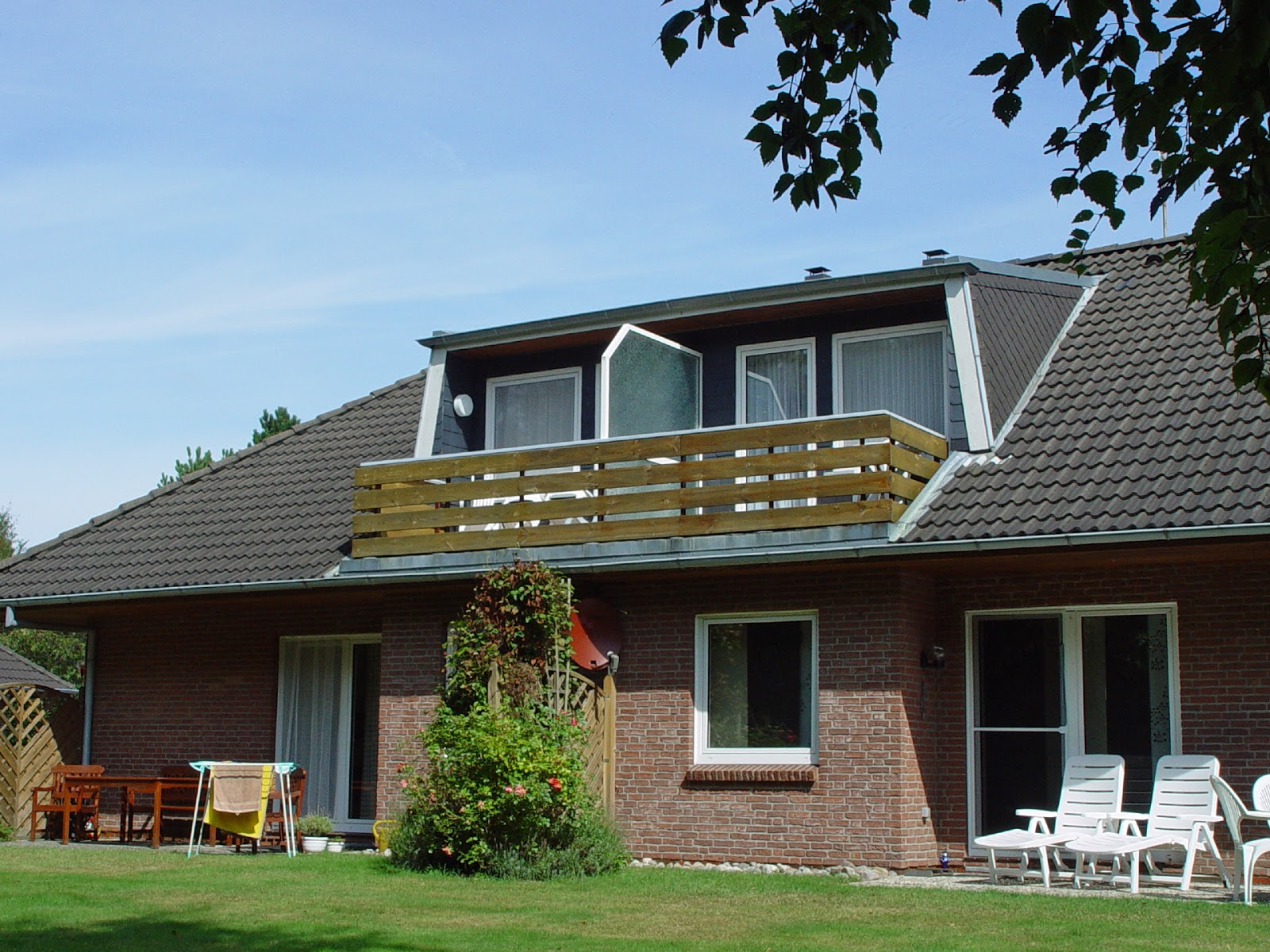 Aussenaufnahme Ferienwohnung Nordfriesland, St. Peter-Ording