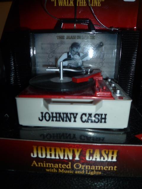 ACIDICA's Site - ACIDICA's Site: Johnny Cash Xmas Ornament