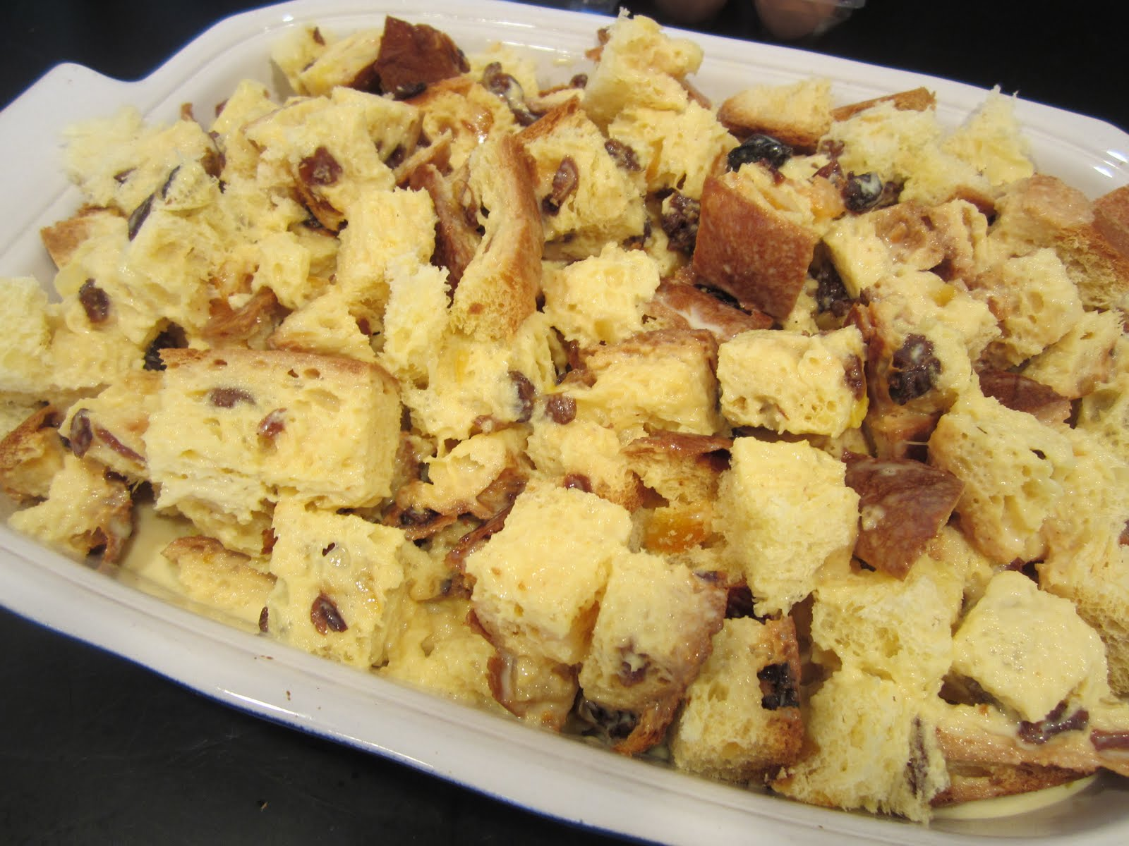 bread pudding i bread pudding bread pudding iii fssp09 panettone bread ...