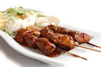 How to Make Sate (Make a dish Indonesia)