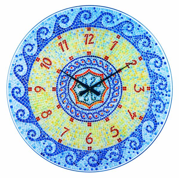 Devignidesigns Murano Glass Clocks