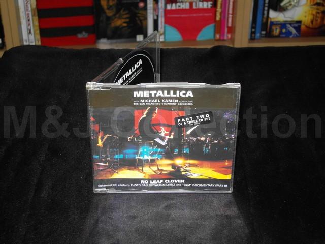 Metallica No Leaf Clover