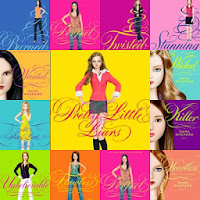 ★SAGA PRETTY LITTLE LIARS-SARA SHEPARD★
