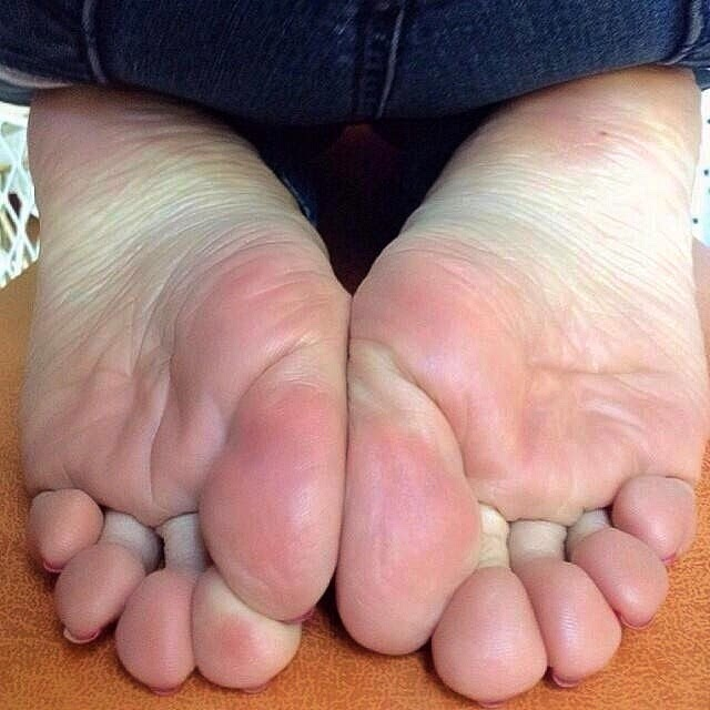 from Xavier i have the best toes ever