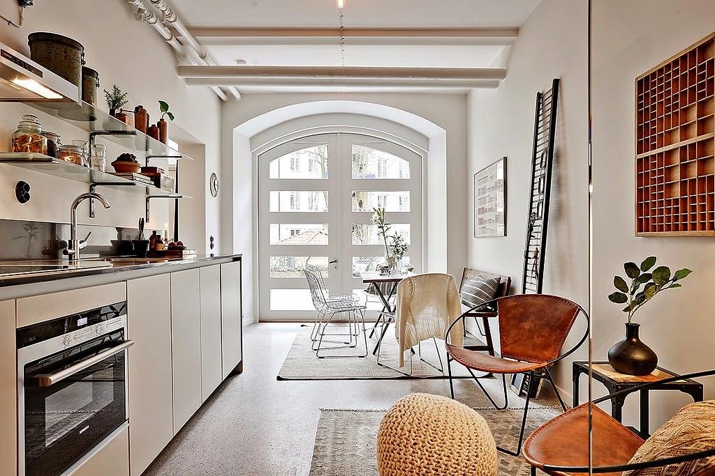 Blog Achados De Decora O Pequeno E Estreito Apartamento
