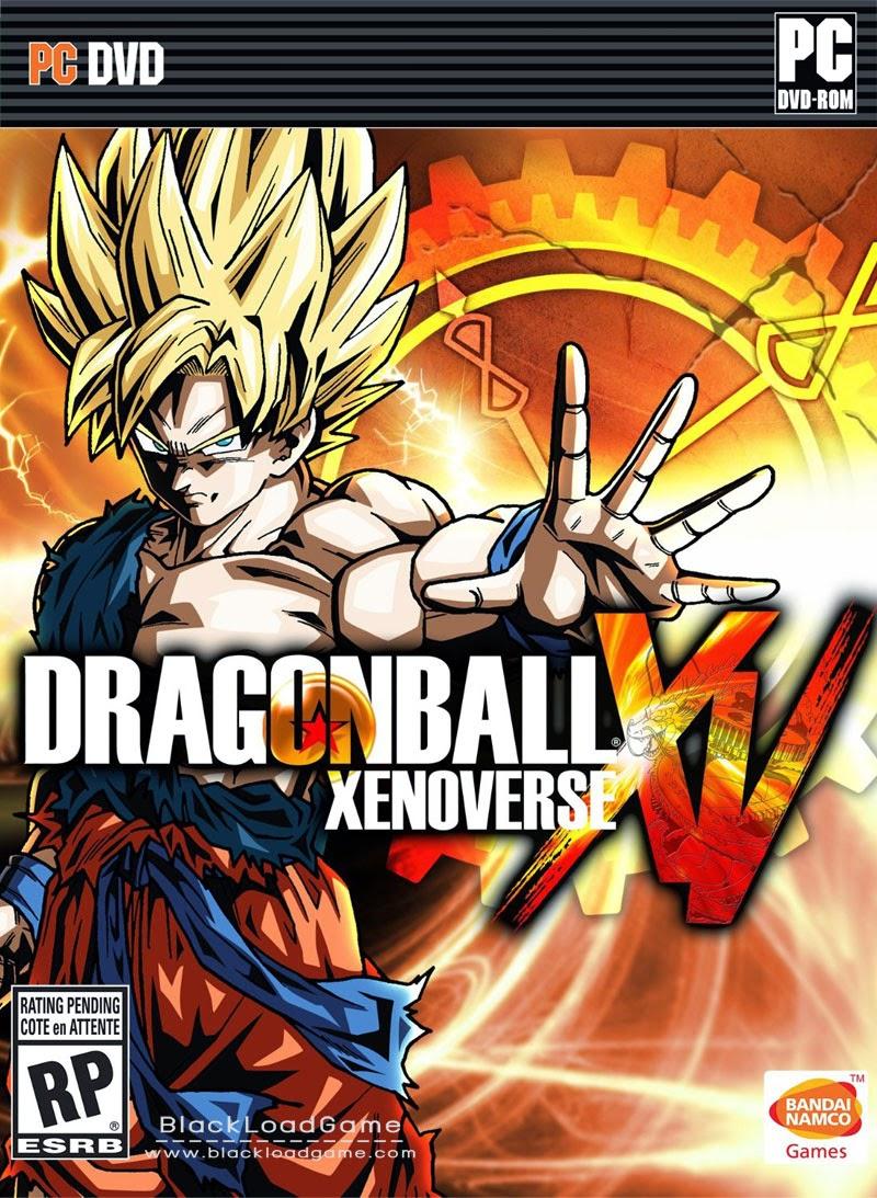نحميل لعبة دراغون بول Dragonball Xenoverse-CODEX كاملة برابط واحد