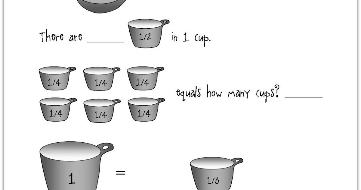 Relentlessly fun deceptively educational teaspoons for 5 tablespoons to cups