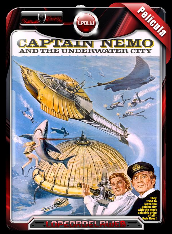 El Capitán Nemo y la Ciudad Sumergida (1969) 720P Dual Mega