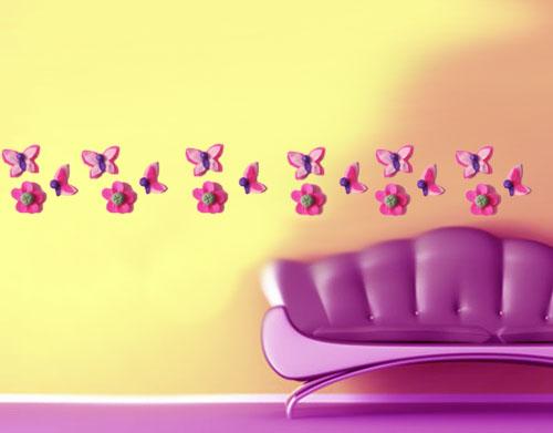 Qkos apliques adhesivos para decorar las parede for Adhesivos para decorar