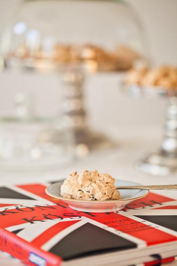 Königlich und köstlich Kokos kirsch makronen rezept