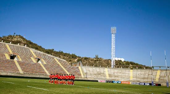Los Pumas y Grenoble listos para jugar en Catamarca