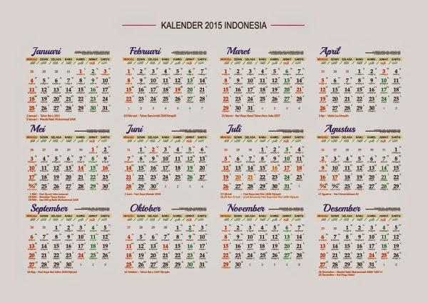 Download Kalender Indonesia 2015 Apk   New Calendar Template Site