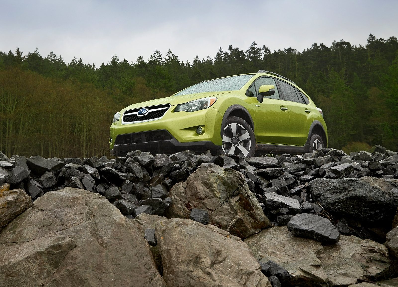 Bruce Titus Automotive Group  The 2014 Subaru Crosstrek XV Hybrid