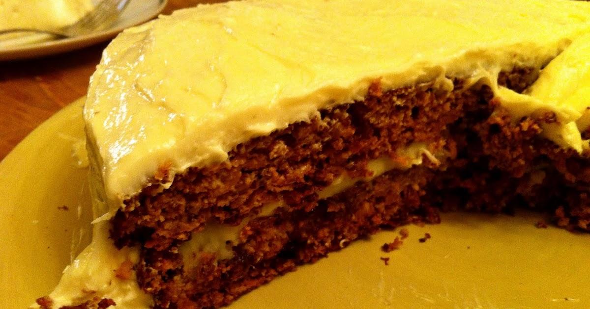 Vegan Gluten Free Carrot Cake Uk