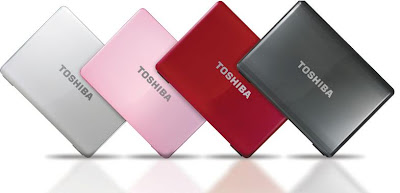 Harga Laptop Toshiba Terbaru 2012